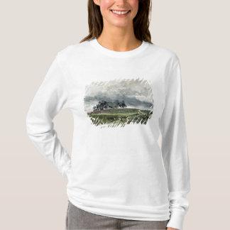 T-shirt Une scène de bruyère