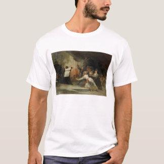 T-shirt Une scène d'exorcisme (voyez également 59715)