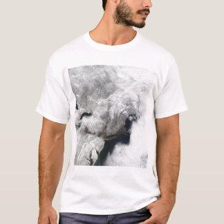 T-shirt Une tempête grave d'hiver