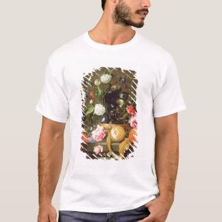 T-shirt Une vie immobile dans un créneau en pierre