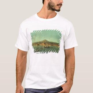 T-shirt Une vue de Naples, XVIIème siècle
