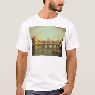 T-shirt Une vue de Rome