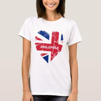 T-shirt Union Jack anglophile