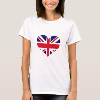 T-shirt Union Jack BRITANNIQUE