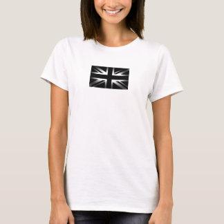 T-shirt Union Jack fané