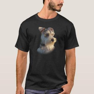 T-shirt unisexe de Schnauzer miniature