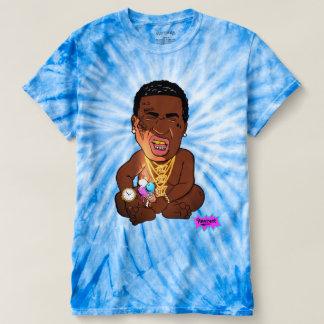 T-shirt unisexe du bébé 1017