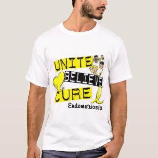 T-shirt UNISSEZ CROIENT l'endométriose de TRAITEMENT