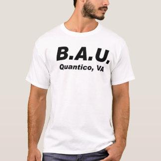 T-shirt Unité d'analyse comportementale
