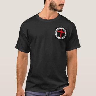 T-shirt Unité par la force de foi par l'unité
