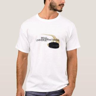 T-shirt Univers de stylos - galet