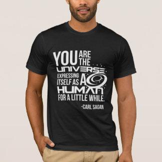 T-shirt Univers humain