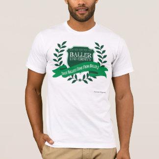 T-shirt Université de Baller