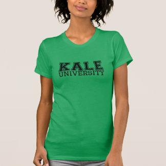 T-shirt Université de chou frisé