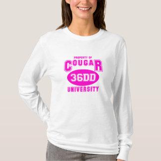 T-shirt Université de puma