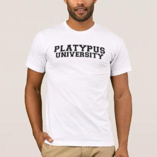 T-shirt Université d'ornithorynque