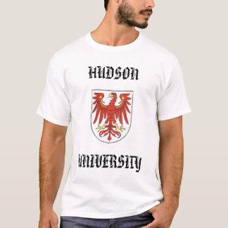 T-shirt Université du Hudson