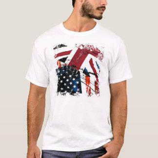 T-SHIRT USA-UK