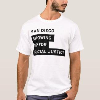 T-shirt Usage de logo de SURJ San Diego