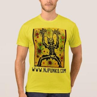 T-shirt Usage électrique - loup