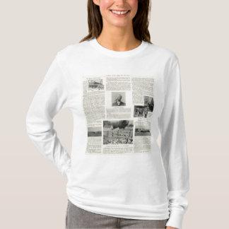T-shirt Usine d'incubateur de Petaluma, la Californie