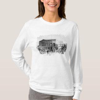 T-shirt Usine et bazar, Chambre de Calcutta