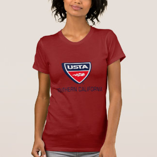T-shirt USTA la Californie du sud
