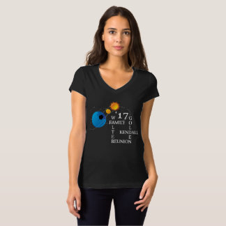 T-shirt V - cou