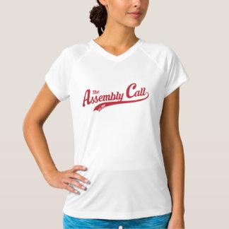 T-shirt V-Cou adapté T de la représentation des femmes