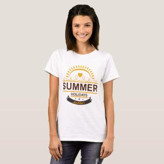 T-shirt Vacances d'été