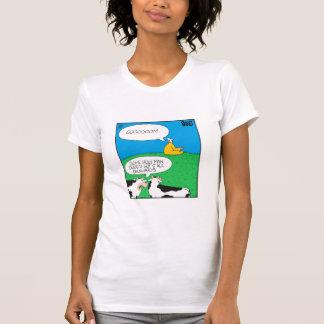 T-shirt Vache sainte !