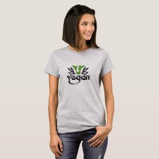 T-shirt Vache végétalienne