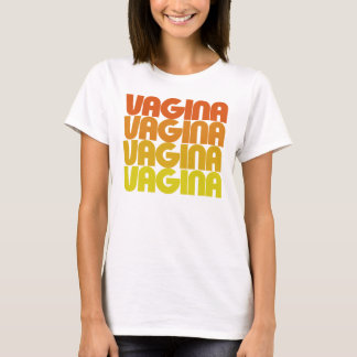 T-shirt Vagin du Michigan