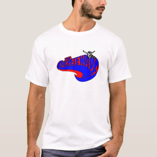 T-shirt Vague concrète Skatepark