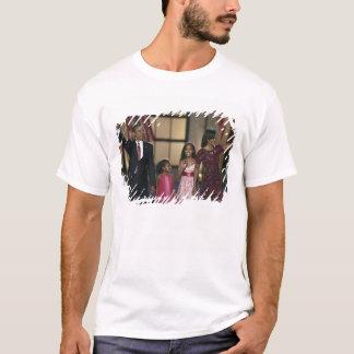 T-shirt Vague de famille de Barak Obama à la nuit dernière