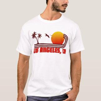 T-shirt Vague de Los Angeles, la Californie