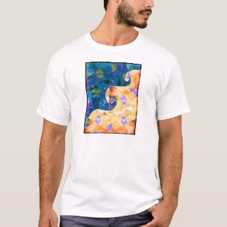 T-shirt Vagues de joie