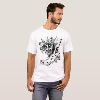 T-shirt Vainqueur de tigre