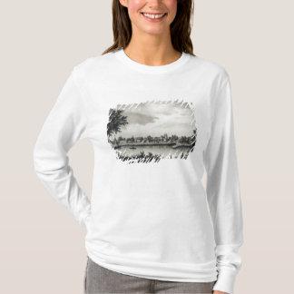 T-shirt Valdivia, 'de l'histoire de Chile'engraved
