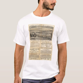 T-shirt Vallée agréable, la Californie