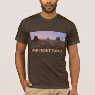 T-shirt Vallée de monument
