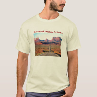 T-shirt Vallée de monument, Arizona