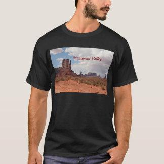 T-shirt Vallée de monument, mitaine, Utah, Etats-Unis 3