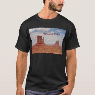 T-shirt Vallée de monument, Utah, Etats-Unis (légende 1)