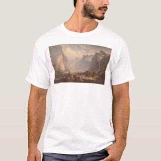 T-shirt Vallée de Yosemite, la Californie (0710A)