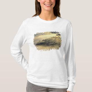 T-shirt Vallée des Etats-Unis, le Dakota du Nord, le