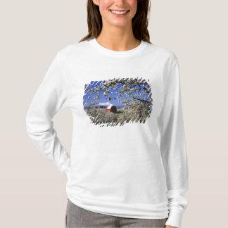 T-shirt Vallée des Etats-Unis, Orégon, la rivière Hood,