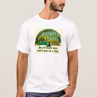 T-shirt Vallée Etats-Unis de gueule de bois