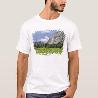 T-shirt Vallée pittoresque de Yosemite, la Californie