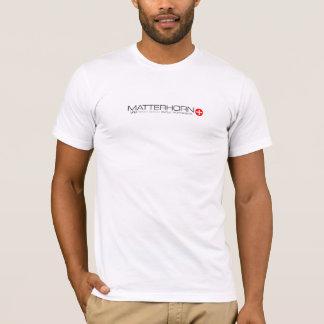 T-shirt VAM : Pièce en t de Zermatt de Suisse de